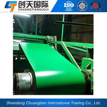 Color Coated Sheet Production
