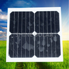 SHINE Flexible solar panel 25w Best solar cell price, high efficiency solar pv panel