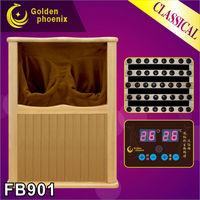 Golden phoenix Classical type infrared foot sauna FB901 Spectrum heating far infrared foot barrel