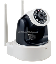 Plug and play wireless hd megapixels ip camera for smart home