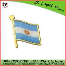 Custom high quality Flag Lapel Pin - Any Country