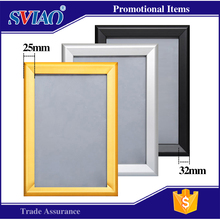 A0 A1 A2 A3 A4 right angle 25mm aluminum wholesale wall decorative picture frames