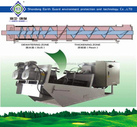 Dewatering Screw Press for Industrial Sewage Treatment