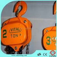 lifting tools , hand operated chain hoist manufacturer with capacity 0.25t -10t