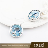 OUXI 2015 fashion star and sailor moon pendant necklace Y20307
