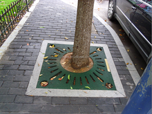 Rubber tree protection plate/ Rubber tree protection board round