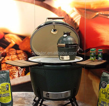 Garden Round Ceramic Barbecue Charcoal Grill