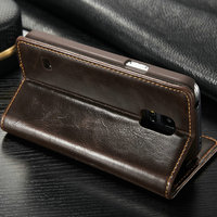 For Samsung S5 Mini Leather Wallet Case Hot Selling Mobile Phone Case for Samsung S5 mini