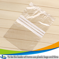 Hot sale SUPERMARKET items import china goods 100% NEW plastic zip lock bags/zip lock bags with heat seal