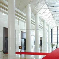 modern indoor faux decorative columns