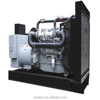 P1650 Diesel generator set,Standby KVA:1650KVA;PrimeKVA:1500KVA,Engine Model:4012-46TAG2A;Alternator Model;LSA50,2L8,400V,50HZ