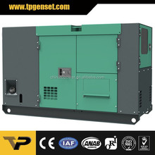 2015 Chinese 10kw copy denyo home use diesel generator set Three Phase 50Hz