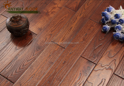 laminate flooring- Teak & Handscraped Chop