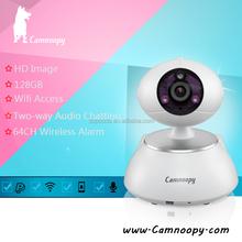 P2P Home IP Camera 720P Pan Tilt IP Camera H.264 Wireless Wifi camera