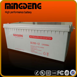 high quality 200a 12 volts solar power batteries for sale battery for home solar