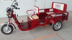 800W/1000W electric tricycle passenger motorcycle