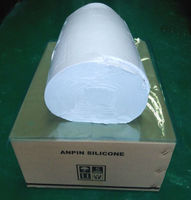 Ceramifiable Silicone Rubber Compound for Fire Resistant and Security Cable