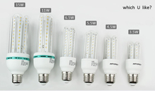 HIGH COST-PERORMANCE E27 LED CORN LIGHT