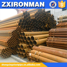 CS ERW Steel Pipes