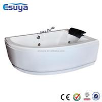 2015 Modern New Design Top Grade Acrylic Made in China Sex Massage Bathtub