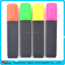 School supply Classic highlighter pen brilliant color with logo