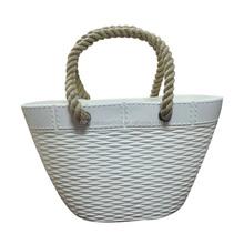 fashion designer EVA material bags customed logo eva handbags women