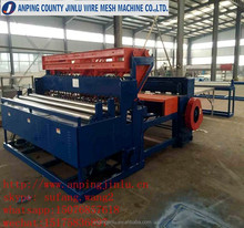 Welded wire mesh machine for panel used in the construction industry (manufacturer)