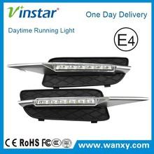 E4 R87 car drl daytime running light for BMW E70 X5 LED drl light