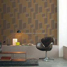 3D wall covering city buildings landscape 3d effect wallpaper for home decoration