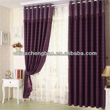 China wholesale luxury european style window cotton curtain