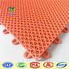 big sale pure color pp interlocking floor plastic floor mat