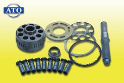 Kayaba MAG150 hydraulic pump parts, MAG150 CYLINDER BLOCK , ROTARY GROUP