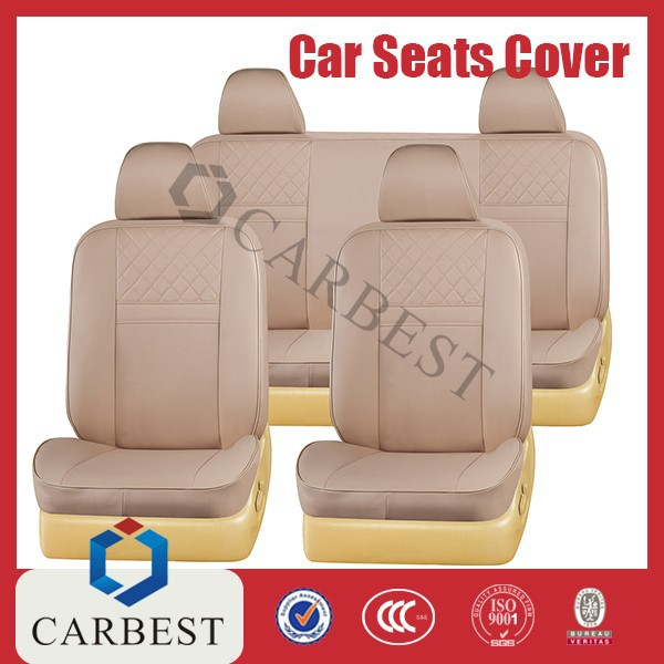 Wellfit Pvc Car Seat Cover Full Set