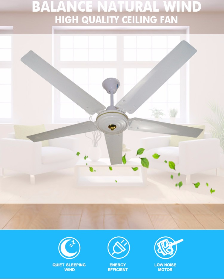 More Size Selection 56inch Outdoor Ceiling Fan Wiring