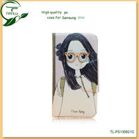 PU Case For Samsung Galaxy S4 I9500 Case,luxury lovely style cellphone accessories for samsung galaxy s4 i9500