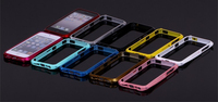 2014 hot Luxury Deff Cleave Draco V Aliminum Bumper Frame Metal Case Cover for iphone 5 with Screws with Retail Packing Box