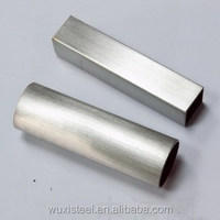 SS 202 seamless stainless steel pipe/tube from China manufacture