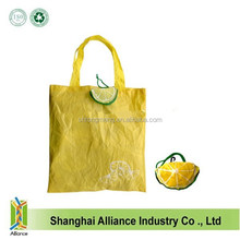 Foldable Fruit Shaped Polyester Shopping Bag for Promotion