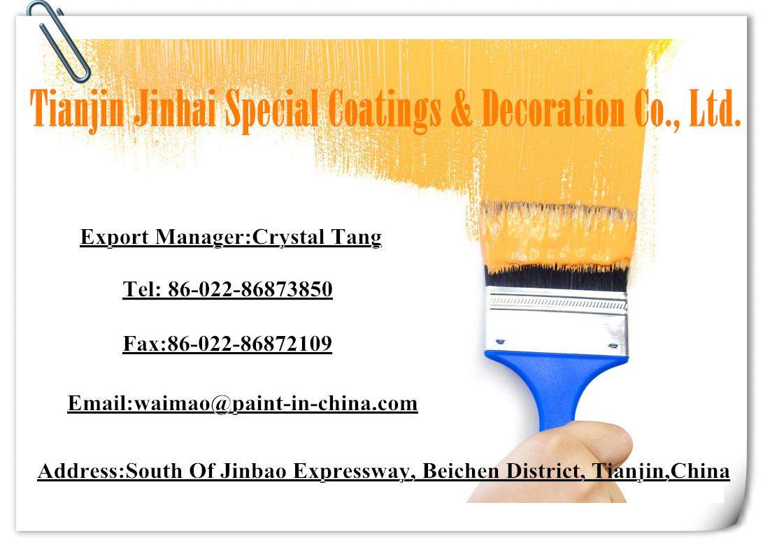 Building Coating Good Acrylic Outdoor Wall Paint