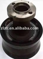 concrete pump parts rubber pistons