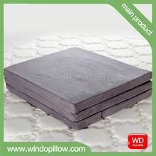 luxury Folded travel memory foam mattress,roll up mattress memory foam mattress
