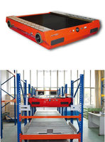 CE Certificated Radio shuttle rack,CE Certificated Radio Shuttle Racking with Pallet runner