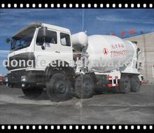 beiben 8*4 concrete mixer truck(10-14m3)