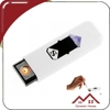 USB Rechargeable Flameless Cigar Cigarette Electronic Lighter No Gas gadget