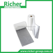 dry cleaning bags on roll