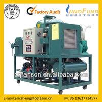 Fason ZTS Hydraulic Oil Purifier/Hydrulic Oil Filtration Machine/Hydrulic Oil Cleaning Machine