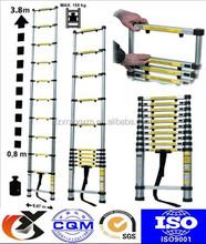 Hot sale Multipurpose Telescopic Folding Ladder Aluminium Extension Steps