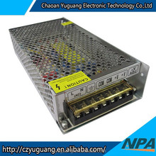 China electric exporter 120w LED strip driver 220v ac 12v dc switching power supply wholesale AP-12100J