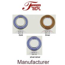 WF26 Series Plastic Curtain Eyelets Plastic decorative ring