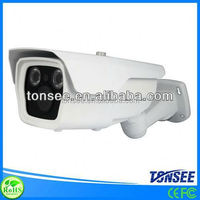 Long Range Waterproof IR 2.8-12mm Manual Zoom Lens Outdoor two lights light motion detection bulb camera
